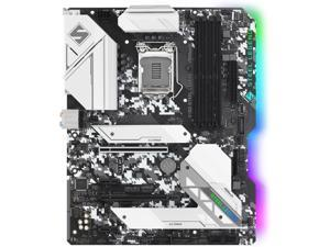 ASRock B460 STEEL LEGEND LGA 1200 Intel B460 SATA 6Gb/s ATX Intel Motherboard