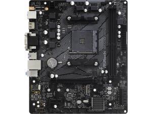 ASRock B550M-HDV AM4 AMD B550 SATA 6Gb/s Micro ATX AMD Motherboard