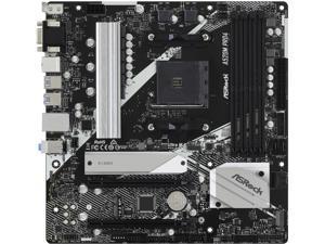ASRock A520M PRO4 AM4 AMD A520 SATA 6Gb/s Micro ATX AMD Motherboard