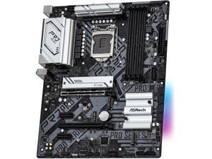 ASRock B560 Pro4 LGA 1200 Intel B560 SATA 6Gb/s ATX Intel Motherboard