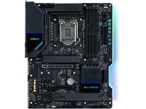 ASRock Z590 EXTREME LGA 1200 Intel Z590 SATA 6Gb/s ATX Intel Motherboard