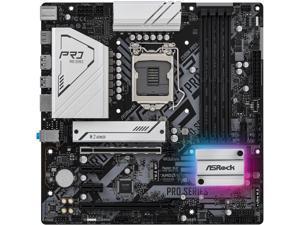 ASRock Z590M PRO4 LGA 1200 Intel Z590 SATA 6Gb/s Micro ATX Intel Motherboard