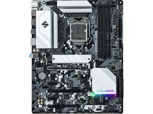 ASRock H570 STEEL LEGEND LGA 1200 Intel H570 SATA 6Gb/s ATX Intel Motherboard