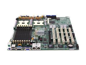 SUPERMICRO X6DHE-XG2 Extended ATX Server Motherboard Dual mPGA604 Intel E7520 DDR2 400