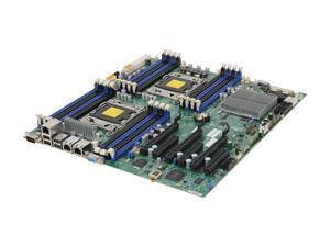 SUPERMICRO MBD-X9DR3-F-O SSI EEB Server Motherboard Dual LGA 2011 DDR3 1600
