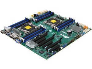 SUPERMICRO MBD-X10DRI-T-O Extended ATX Xeon Server Motherboard Dual LGA 2011-3 Intel C612