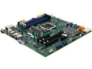 SUPERMICRO MBD-X11SSL-F-O Micro ATX Server Motherboard LGA 1151 Intel C232