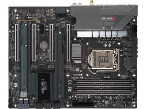 SUPERMICRO SuperO MBD-C9Z390-PGW-O LGA 1151 (300 Series) Intel Z390 HDMI SATA 6Gb/s USB 3.1 ATX Intel Motherboard