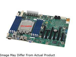SUPERMICRO MBDH11SSL-I w/ AMD EPYC 7351P 16-Core CPU Installed DDR4 ATX Server Motherboard