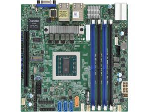 SUPERMICRO MBD-M11SDV-4C-LN4F-O Mini ITX Server Motherboard
