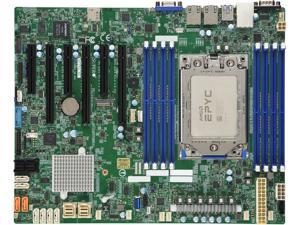 SUPERMICRO MBD-H11SSL-NC Mainboard, Factory Installed with AMD EPYC Rome 64 Cores 7702P CPU