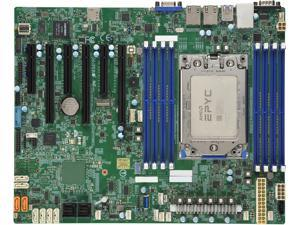 SUPERMICRO MBD-H11SSL-I Mainboard, Installed with AMD EPYC Rome 32 Cores 7502P CPU