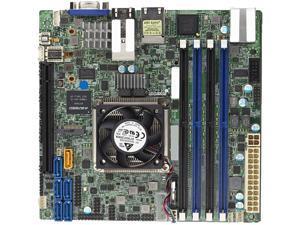 SUPERMICRO X10SDV-16C-TLN4F+-B Mini ITX Server Motherboard