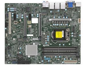 SUPERMICRO MBD-X12SCA-5F ATX Server Motherboard LGA 1200 Intel W580