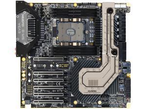 EVGA SR-3 DARK, 160-CX-W999-KR, LGA 3647, Intel C622, SATA 6Gb/s, USB 3.1, M.2, U.2, EATX, Intel Motherboard