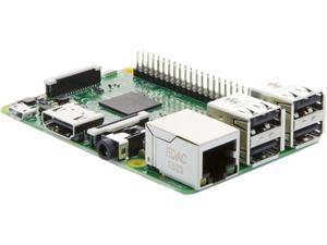 Raspberry Pi 3 Model B 1GB Project Board, 83-17300