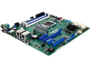 ASRock Rack E3C236D4U Micro ATX Server Motherboard LGA1151 Intel C236