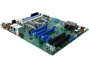 ASRock Rack C236 WS ATX Server Motherboard LGA 1151 Intel C236