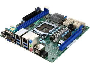 ASRock Rack C236 WSI Mini ITX Server Motherboard LGA 1151 Intel C236