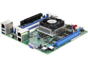 Asrock Rack D1521D4I Server Motherboard Mini ITX Intel Xeon D1521 DDR4 ECC DIMM