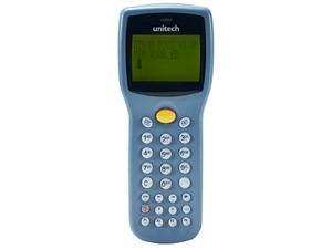 """Unitech HT630 2.2"""" Entry Level Rugged Handheld 27-key Alphanumeric Mobile Computer and 1D Laser Scanner, DOS, Batch, 2.5MB RAM, USB Kit - HT630-9000BADG"""