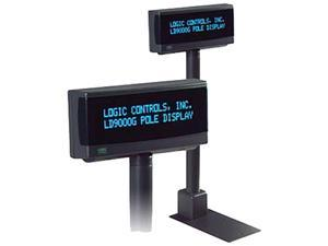 Bematech LDX9000UP-GY Logic Controls LDX9000UP-GY Customer Pole Display