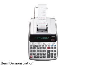 MP11DX-2 Printing Calculator, Black/Red Print, 3.7 Lines/Sec 2198C001