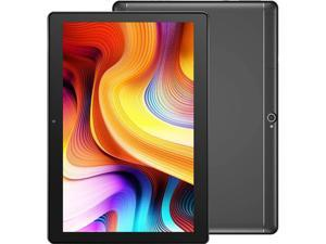 Dragon Touch Notepad K10 Tablet, 10 inch Android Tablet, 2GB RAM 32GB Storage, Quad-Core Processor, 10.1 IPS HD Display, Micro HDMI, Android 9.0 Pie, 5G WiFi, Metal Body Black