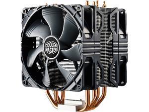 Cooler Master Hyper 212X - CPU Cooler with Dual 120mm PWM Fan
