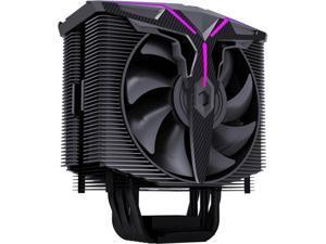 VICABO WINDWALKER F06 CPU Cooler Dual Fan Heatsink Radiator ARGB High Performance CPU Air Cooler, 6 CDC Heatpipes, SF120R Fan, RGB Lighting for AMD Intel LGA/775/115X/1366/1200/2011,Core i3/i5/i7