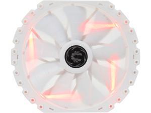 BitFenix Spectre PRO ALL WHITE Red LED 230mm Case Fan