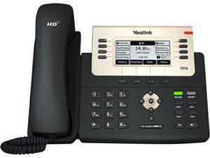 Yealink Sip-T27g Ip Phone - Corded - Wall Mountable Desktop