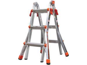 Little Giant Ladder Systems 13 Foot Type IA Aluminum Multi Position LT Ladder