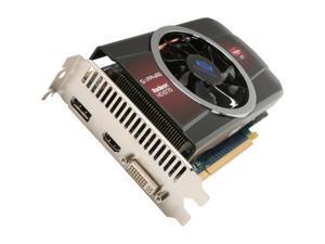 SAPPHIRE Radeon HD 6770 1GB GDDR5 PCI Express 2.1 x16 CrossFireX Support Video Card 100328L