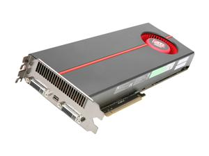 AMD Radeon HD 5970 2GB GDDR5 PCI Express 2.1 x16 CrossFireX Support Video Card HD5970