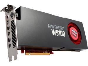 AMD FirePro W9100 100-505989 32GB 512-bit GDDR5 PCI Express 3.0 x16 Workstation Video Card