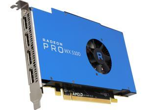 Radeon Pro WX 5100 100-505940 8GB 256-bit GDDR5 Workstation Video Card