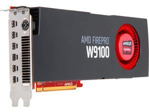 AMD 100-505977 FIREPRO W9100 16GB GDDR5 PCIE 3.0 X16 VIDEO CARD