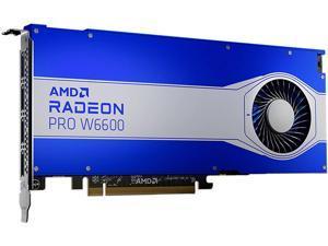 AMD Radeon Pro W6600 100-506208 8GB 128-bit GDDR6 PCI Express 4.0 x16 Workstation Video Card