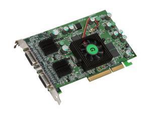 Matrox Parhelia-LX QID-QDA8X128 128MB AGP 4X/8X Workstation Video Card