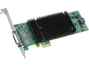 Matrox Millennium P690 P69-MDDE128LA1F 128MB GDDR2 PCI Express x1 Low Profile Workstation Video Card