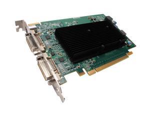Matrox M9120 M9120-E512F 512MB GDDR2 PCI Express x16 ATX Workstation Video Card