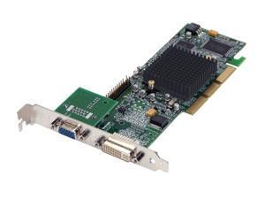 Matrox G550 G55+MDHA32DR 32MB 64-bit DDR AGP 4X/8X Workstation Video Card