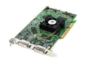 Matrox Parhelia PH-A8X128 128MB DDR AGP 4X/8X Workstation Video Card