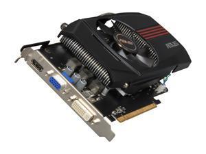 ASUS Radeon HD 6770 1GB GDDR5 PCI Express 2.1 x16 Video Card EAH6770 DC/2DI/1GD5