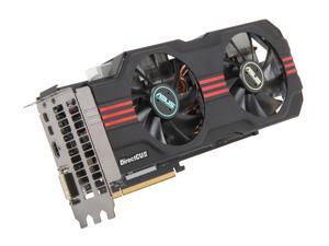 ASUS Radeon HD 7950 DirectX 11 HD7950-DC2T-3GD5 3GB 384-Bit GDDR5 PCI Express 3.0 x16 HDCP Ready CrossFireX Support Video Card