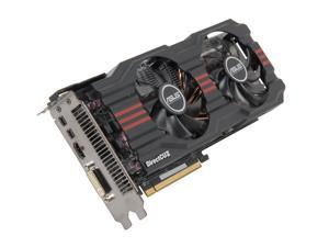 ASUS Radeon HD 7870 GHz Edition 2GB GDDR5 PCI Express 3.0 x16 CrossFireX Support Video Card HD7870-DC2-2GD5