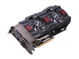 ASUS GeForce GTX 680 4GB GDDR5 PCI Express 3.0 SLI Support Video Card GTX680-DC2-4GD5