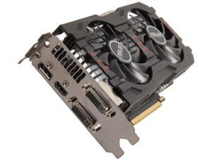 ASUS GeForce GTX 650 Ti BOOST 2GB GDDR5 PCI Express 3.0 SLI Support Video Card GTX650TIB-DC2OC-2GD5