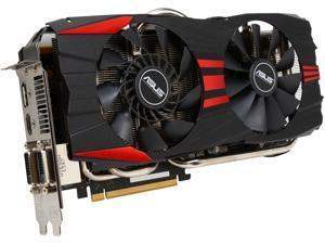 ASUS GeForce GTX 780 3GB GDDR5 PCI Express 3.0 SLI Support Video Card GTX780-DC2OC-3GD5